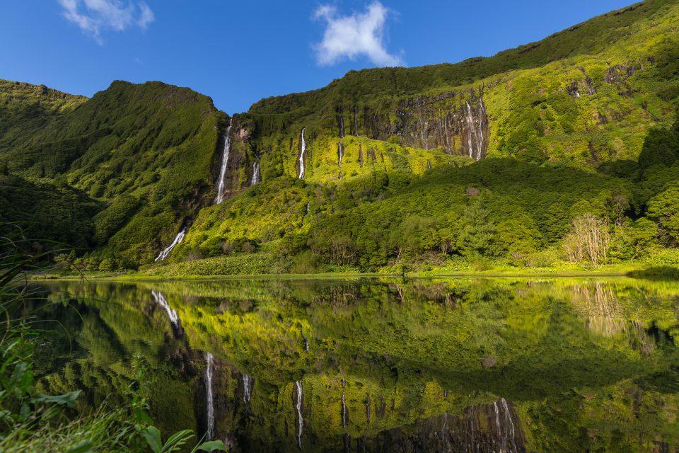 Azoren – das grüne Paradies von Flores