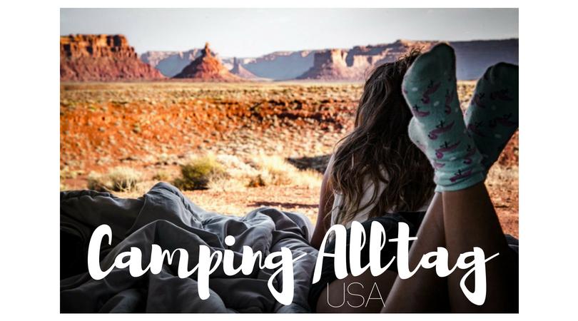 USA – der Camping Alltag