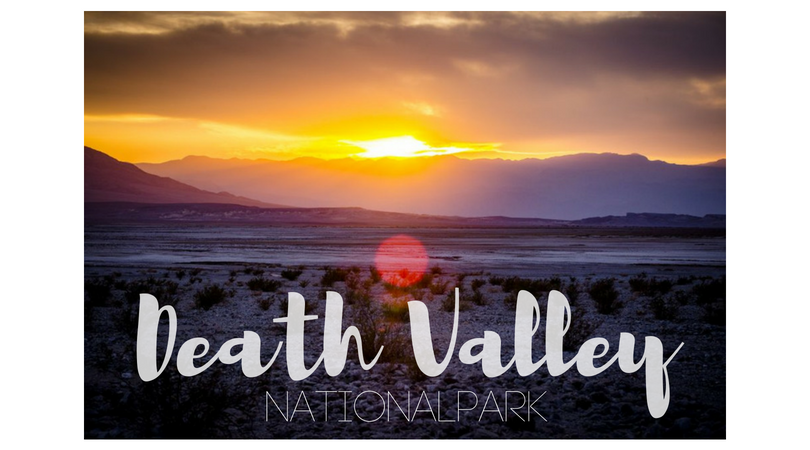 USA – Death Valley Nationalpark