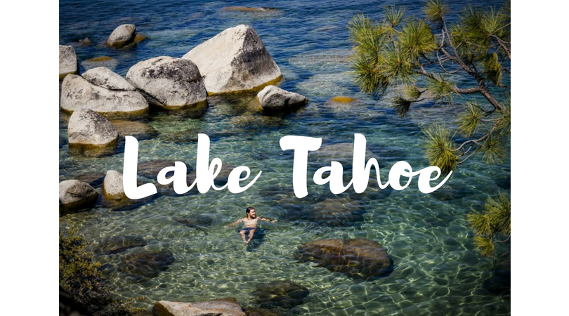 USA – Lake Tahoe