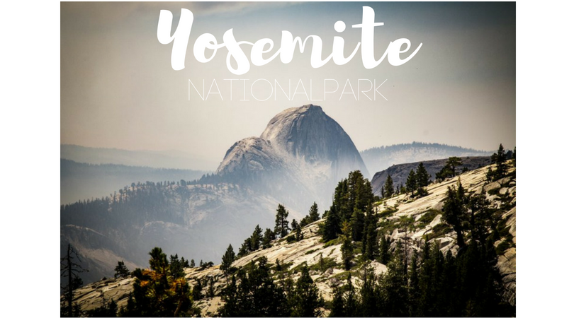 USA – Yosemite Nationalpark