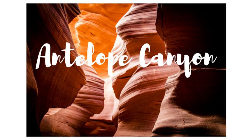 USA – Antelope Canyon