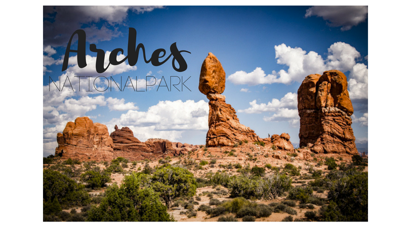 USA – Arches Nationalpark
