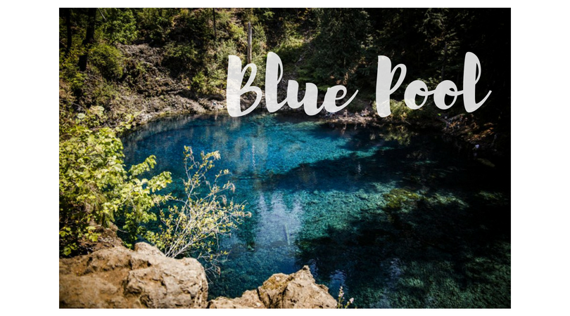 USA – Blue Pool