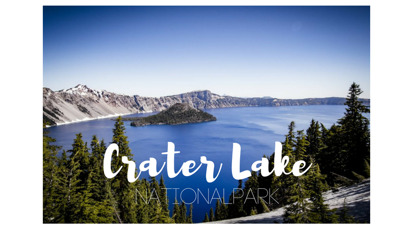 USA – Crater Lake Nationalpark