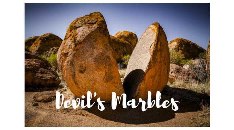 Devil's Marbles