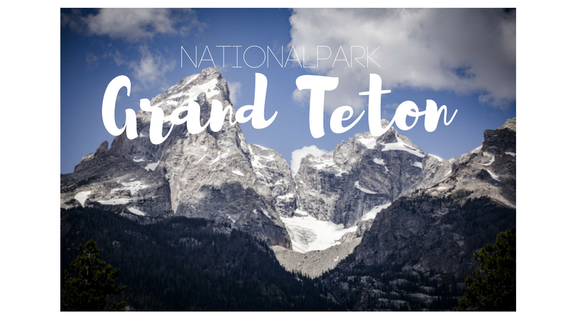 USA – Grand Teton Nationalpark