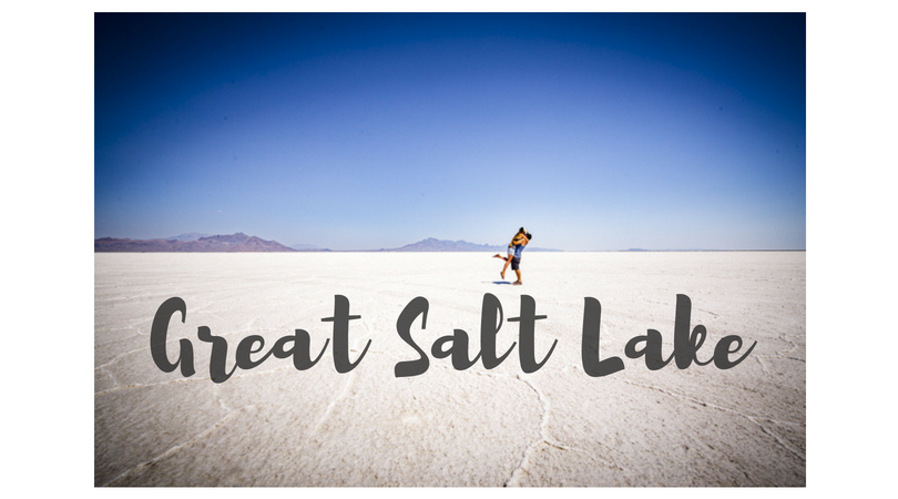 USA – Great Salt Lake