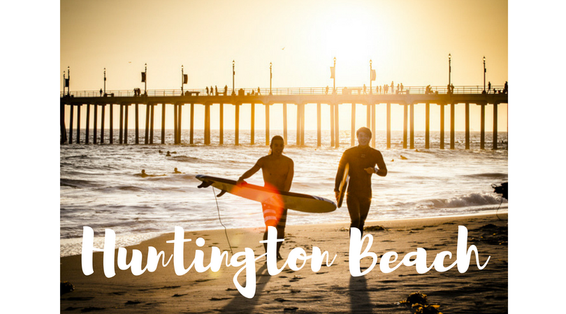 USA – Huntington Beach