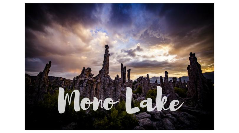 USA – Mono Lake