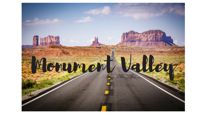USA – Monument Valley