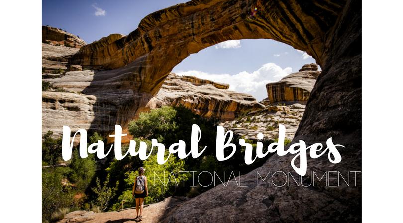 USA – Natural Bridges National Monument