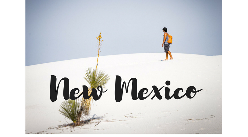 USA – New Mexico