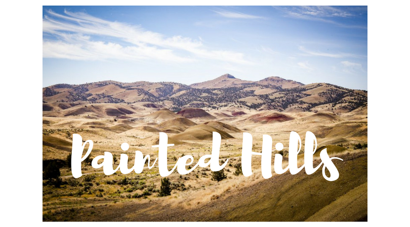 USA – Painted Hills