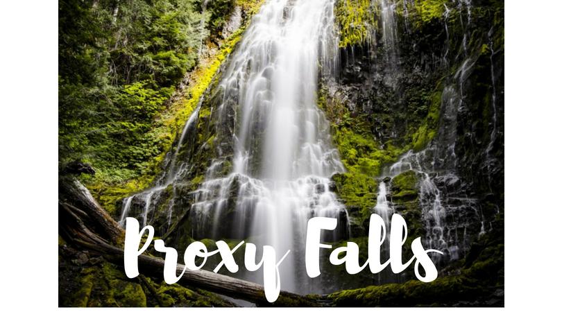 USA – Proxy Falls