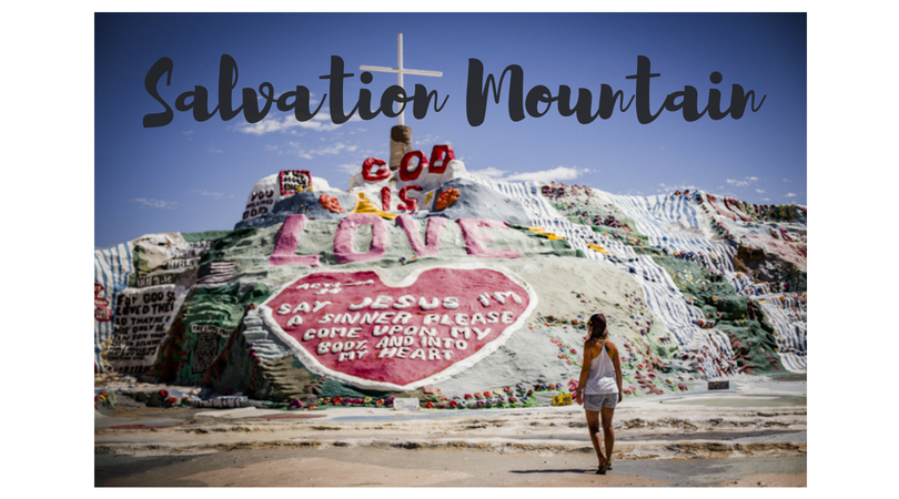 USA – Salvation Mountain