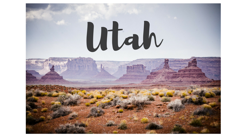 USA – Utah