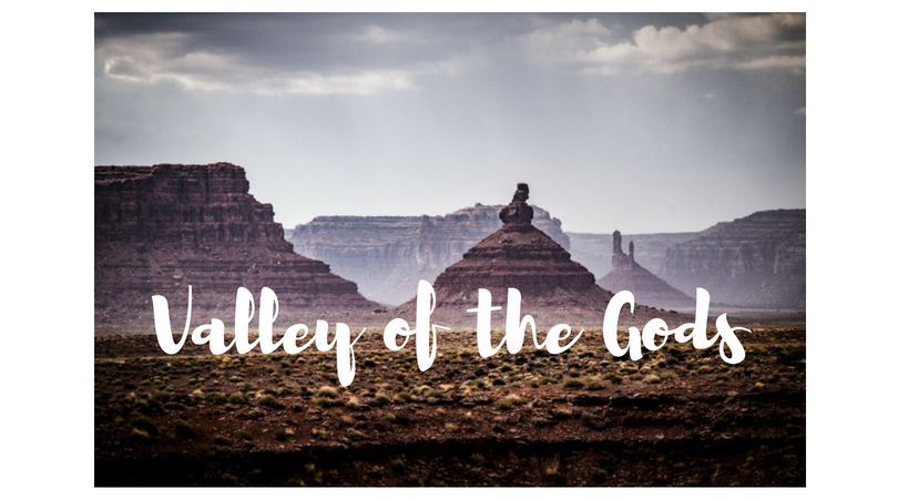 USA – Valley of the Gods