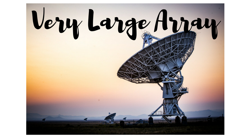 USA – Very Large Array