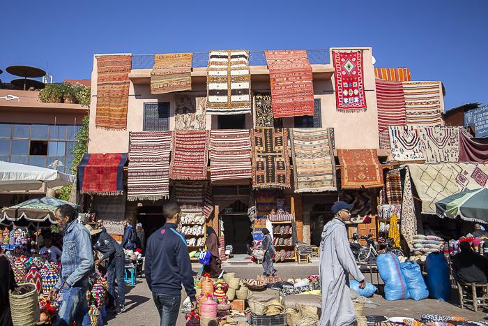 Marokkanische Souks – Tipps und Tricks