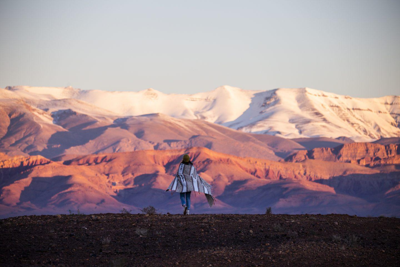 Atlas Gebirge