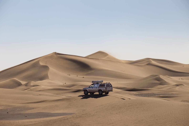 4WD tour Erg Chigaga
