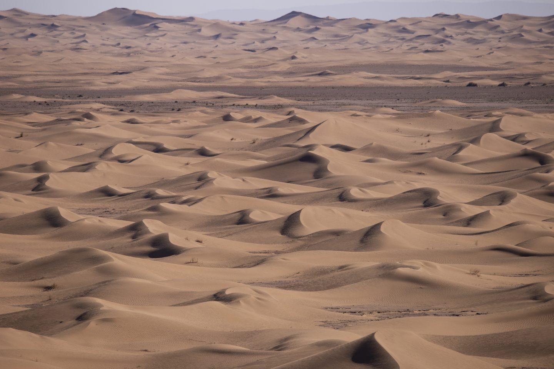 Erg Chigaga desert
