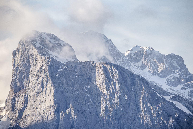 das Matterhorn Albanien's - Maja e Arapit