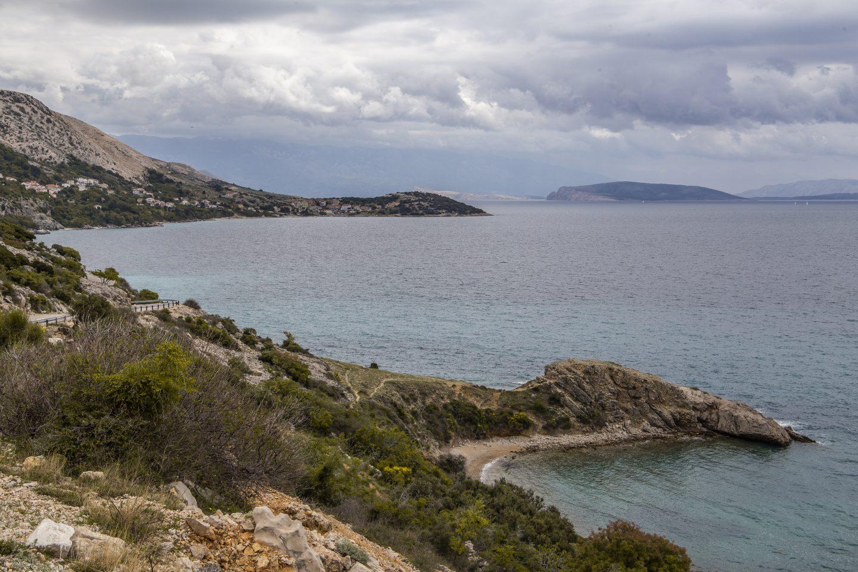 Aussichten von der Insel Krk