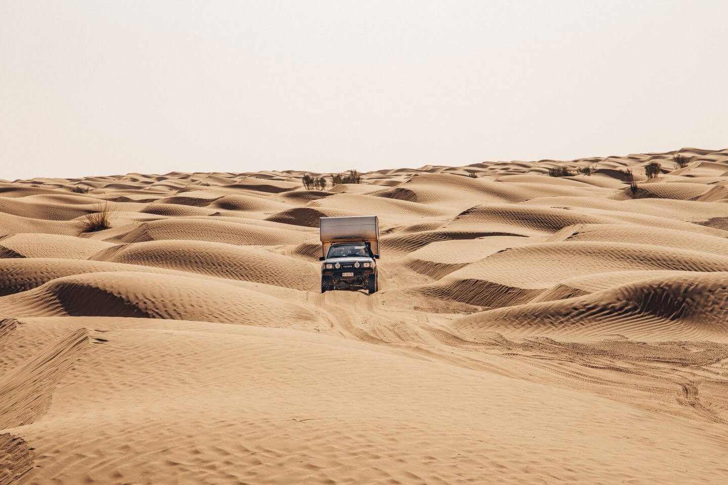 4WD tour from Douz to El Mida