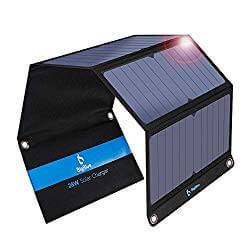 Big Blue Solarladegerät