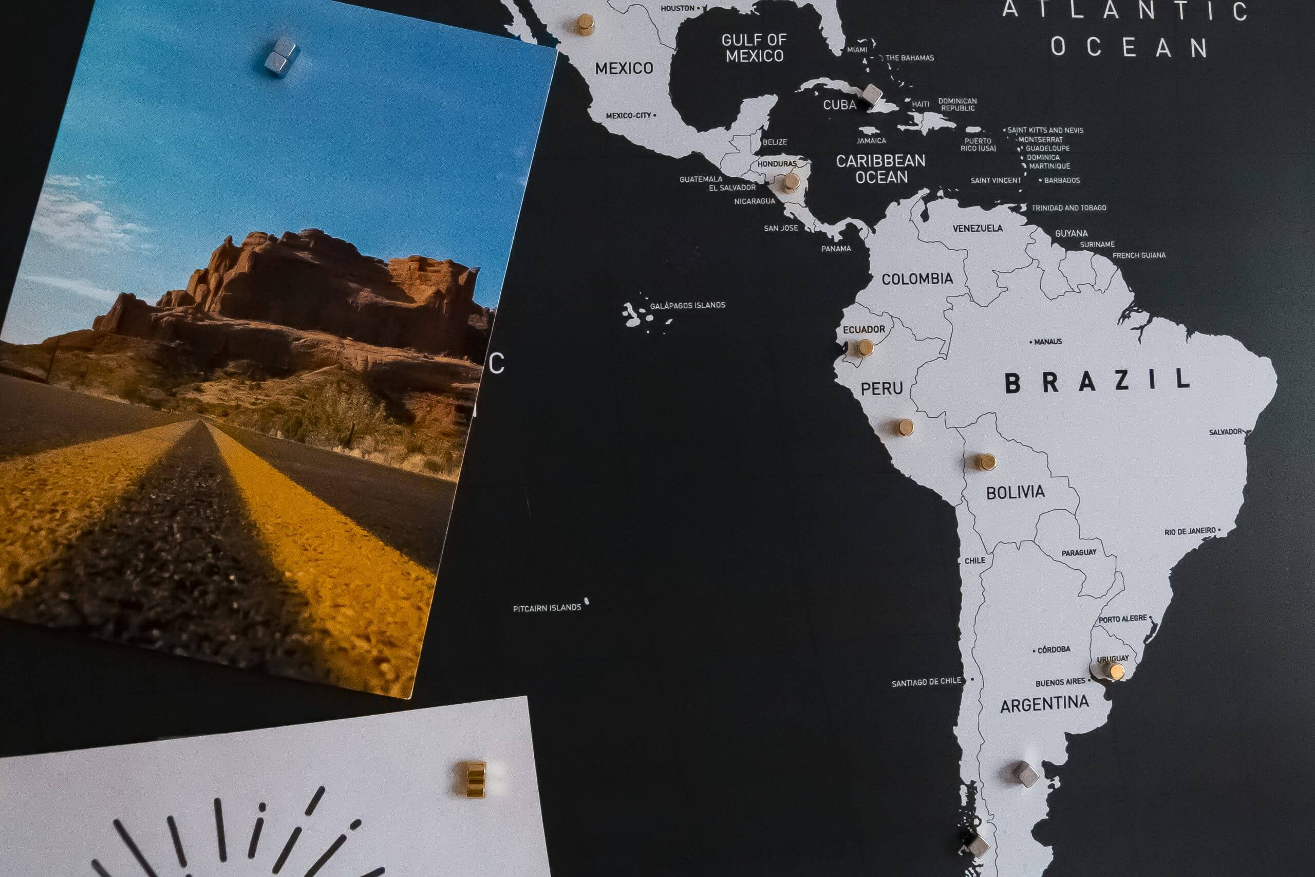 Picture of: Vacentures World Map The Must Have For Every Travel Lover The Travely