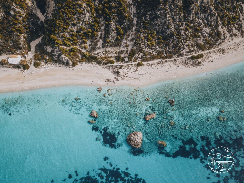 Einer der schönsten Strände: Kathisma Beach