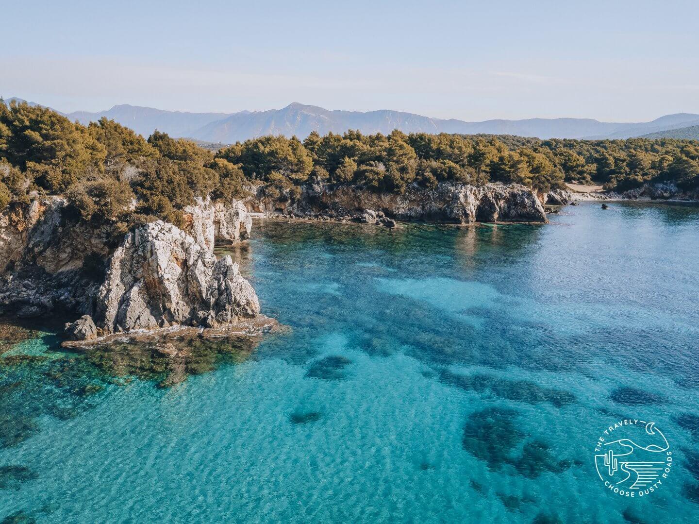 Griechenlands hidden gems – die schönsten Strände rund um Parga