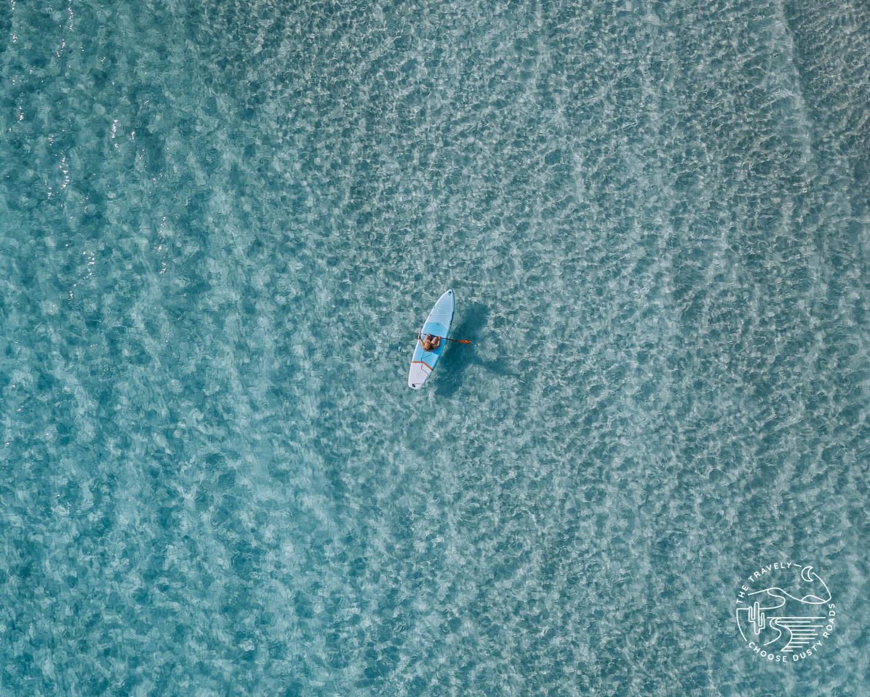 glasklares, türkis schimmerndes Wasser rund um Elafonisos