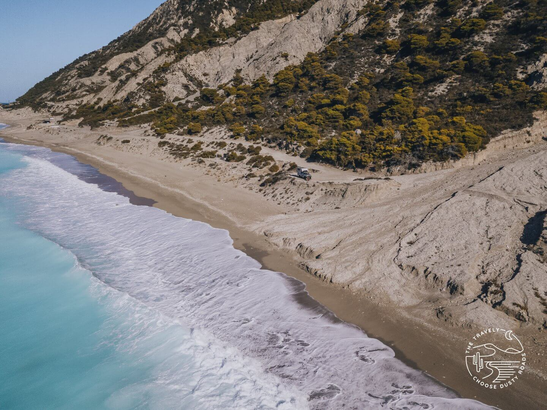 Traumstrand Gialos Beach