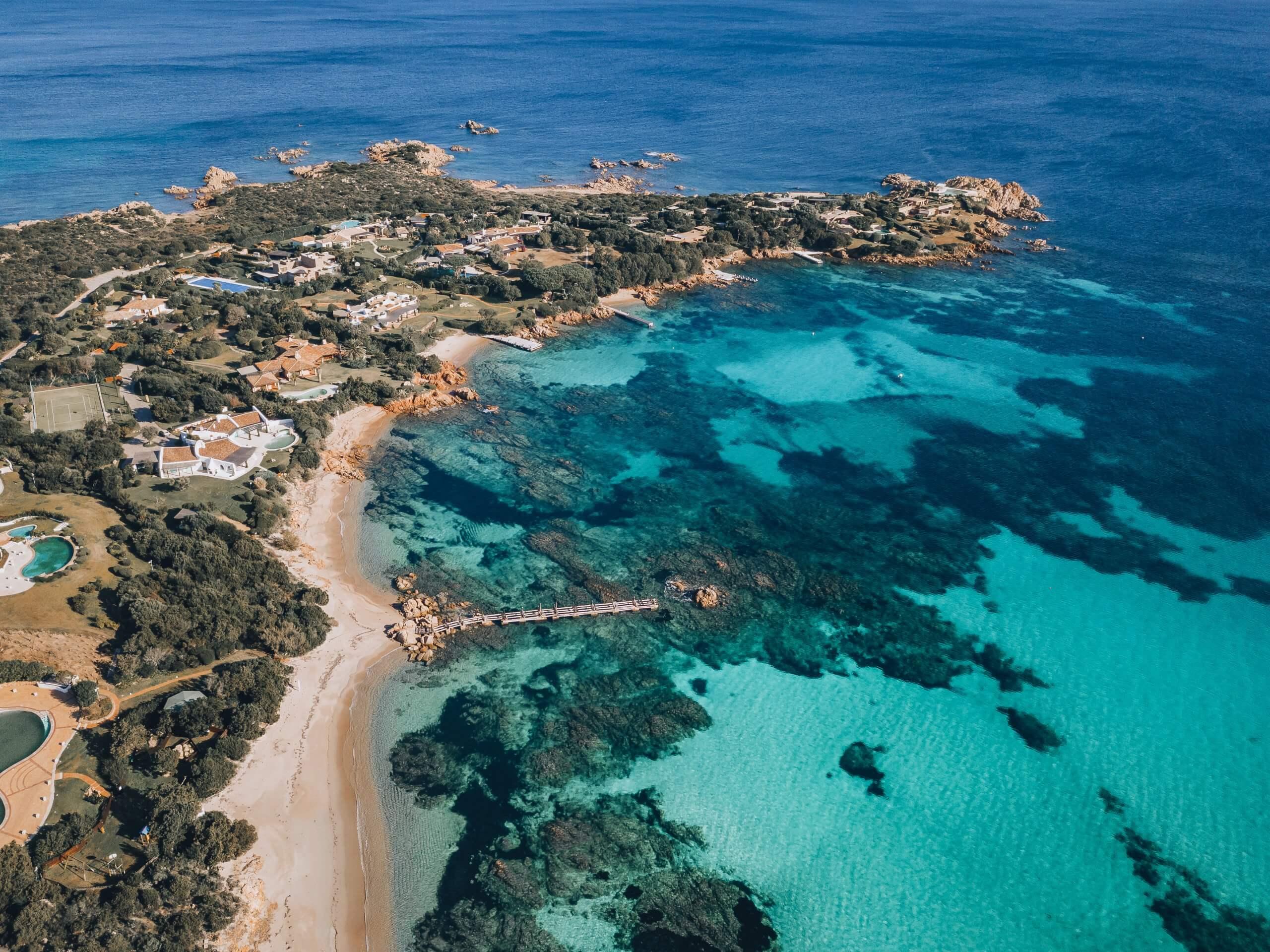 das Highlight eines jeden Sardinien Roadtrips: die Costa Smeralda