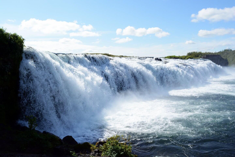 Land der Wasserfälle - Island
