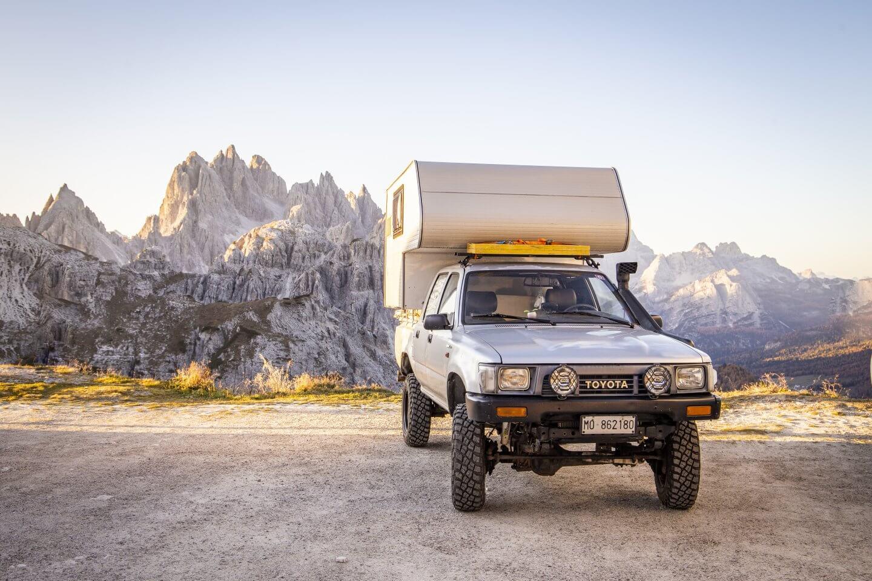 für uns das perfekte Reisemobil