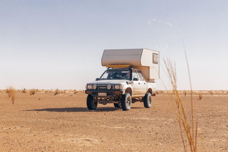 Für Wüsten-Anfänger: die 4×4 Tour von Douz nach Ksar Ghilane