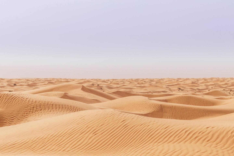 Tunesien's Wüste – Grand Erg Oriental
