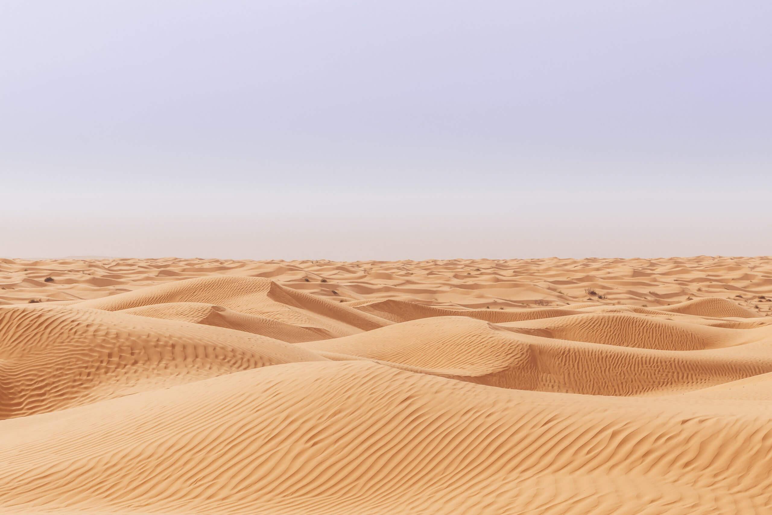endloser Sand