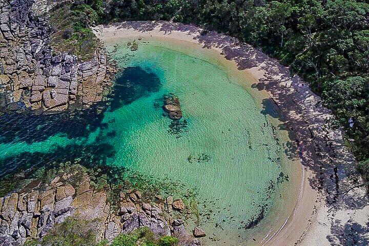 die Honeymoon Bay