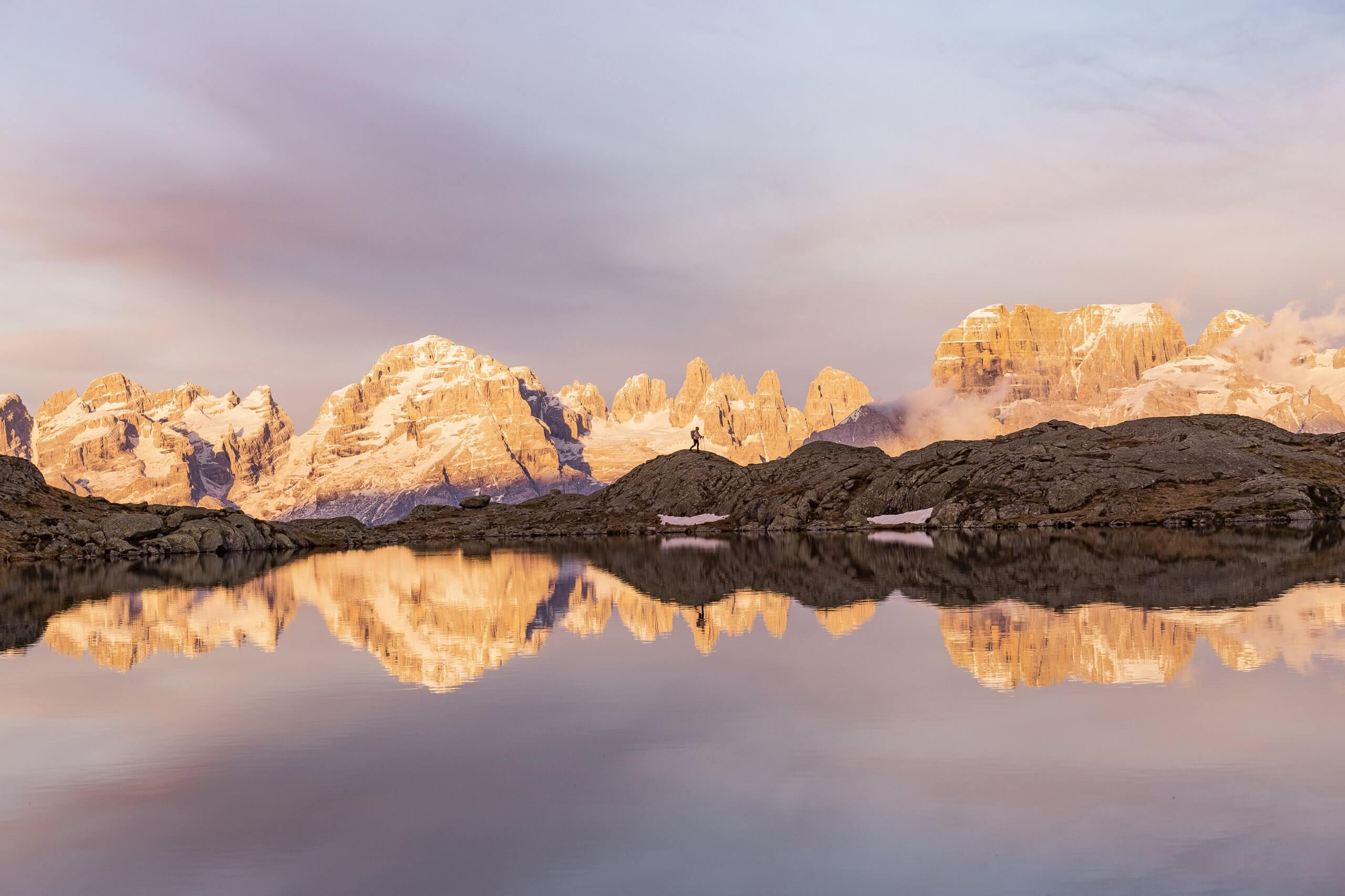 Must See im Trentino: der Lago Nero