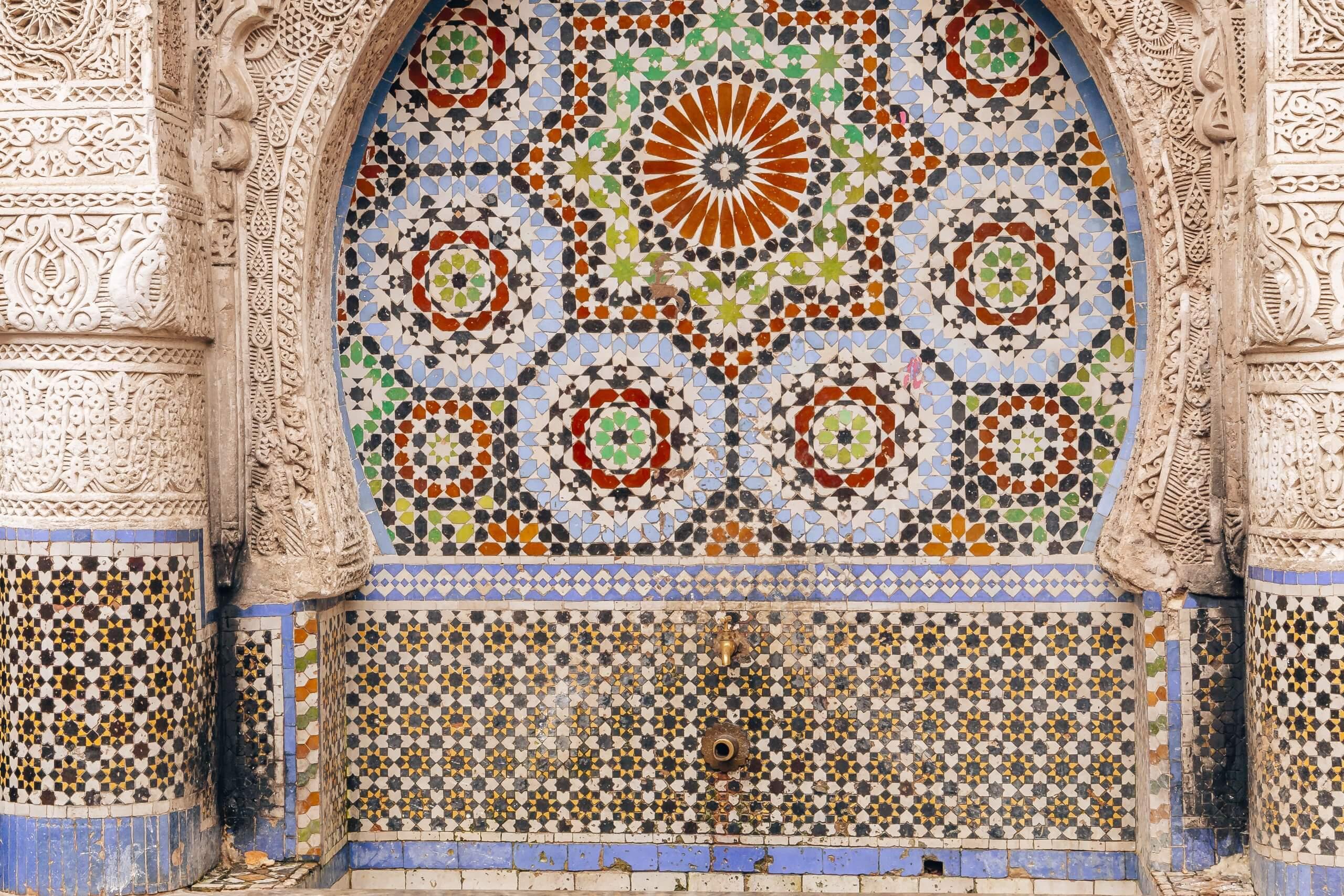 Brunnen in der Medina