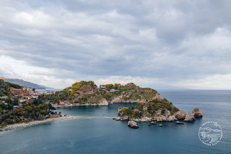 Die wunderschöne Küste Siziliens