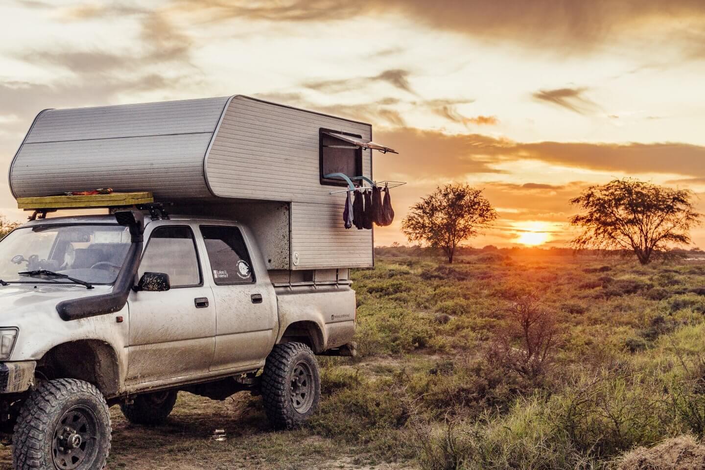 Top 5 Tipps für's Wildcampen