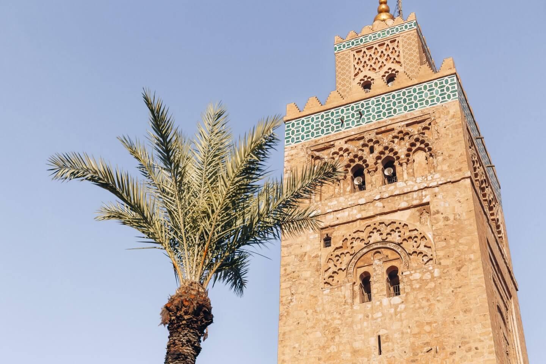 Sehenswürdigkeiten in Marrakech