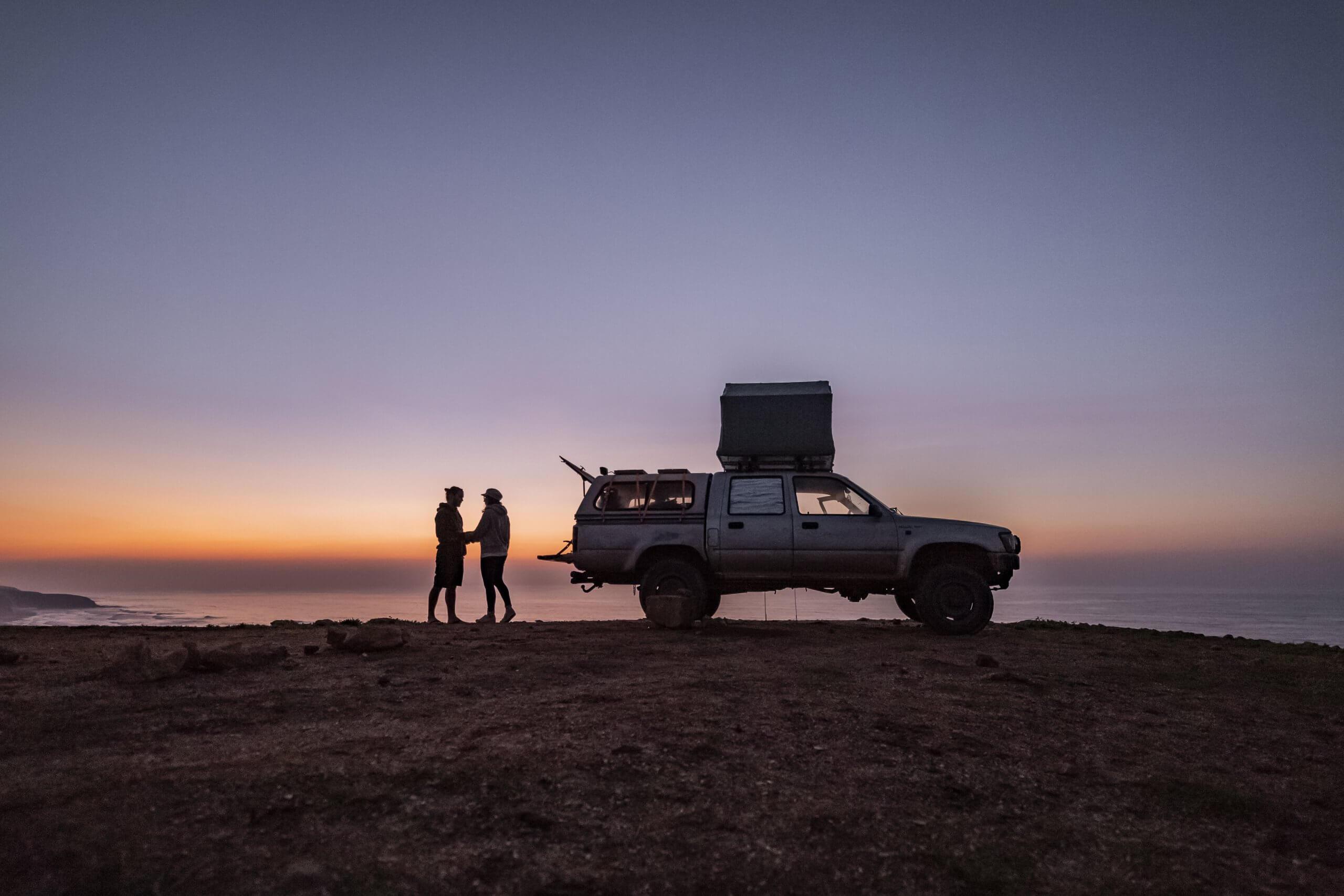 mit unserem Reisemobil durch Marokko