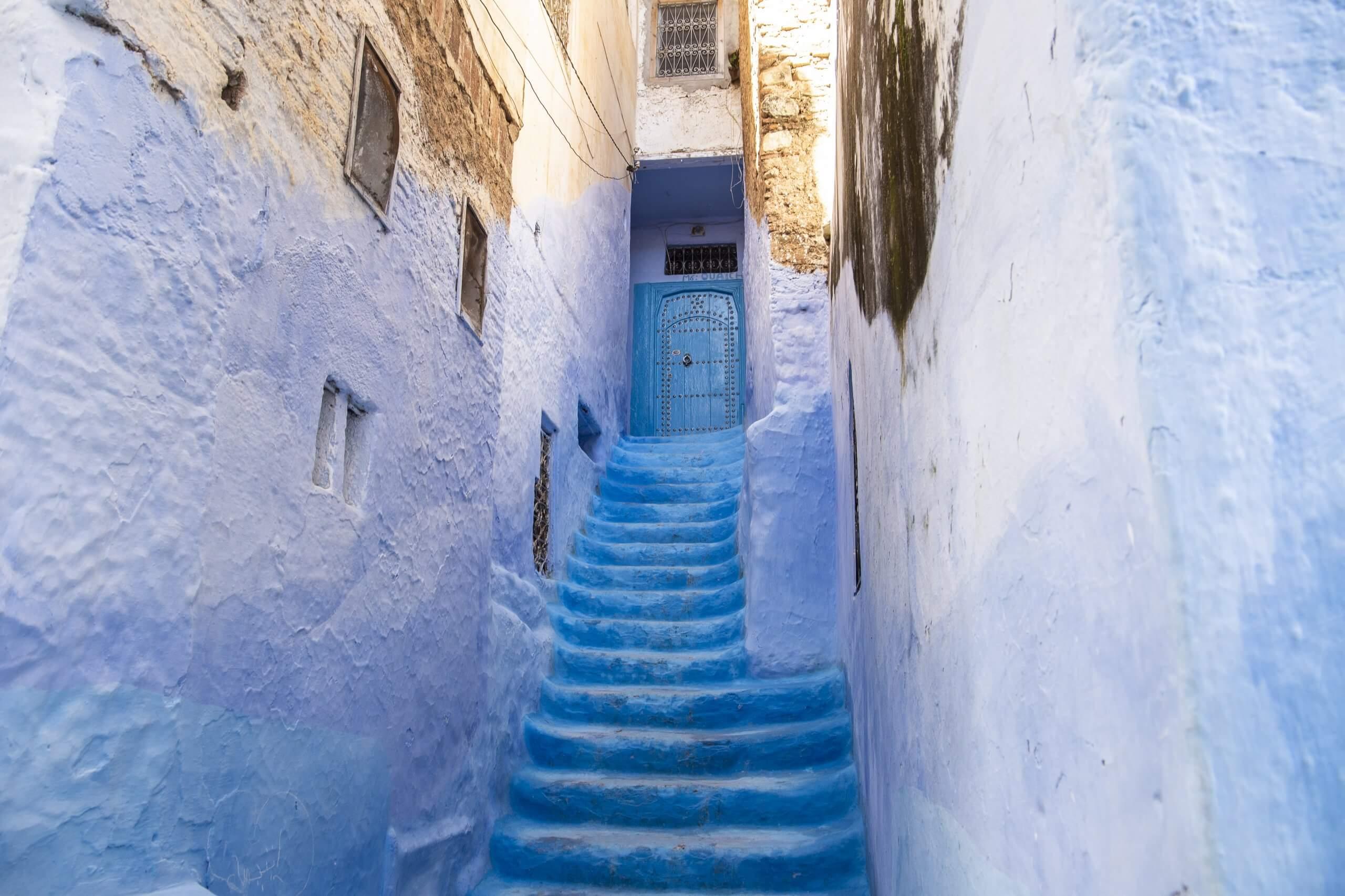 die Blaue Perle Marokko's